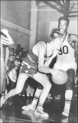 When Cub basketball was king, Don Firth made the hoops ring