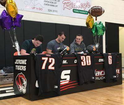 Jerome 2018 football signings