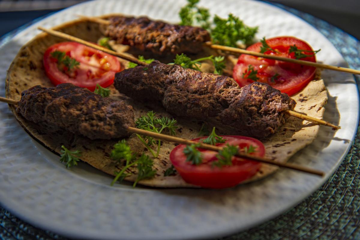 Cooking culturally: Iraq - kofta kebabs