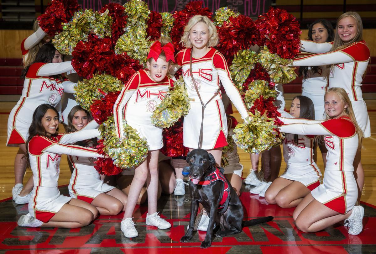 Bringing cheer to cheerleading