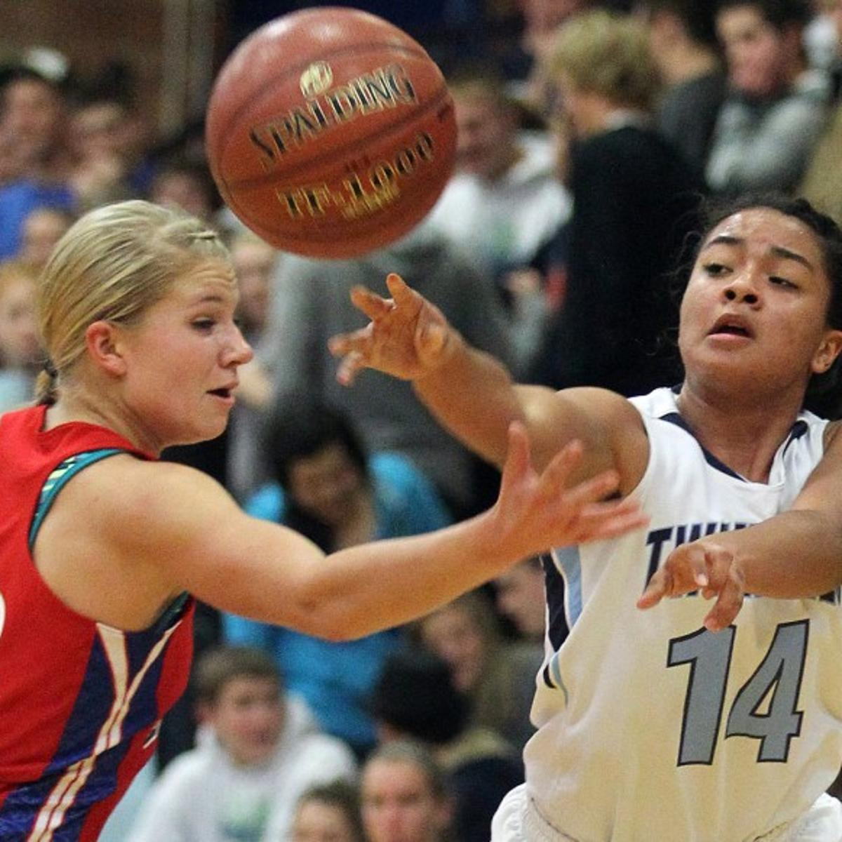 Alyssa Ruland filer girls hold off twin falls | southern idaho sports