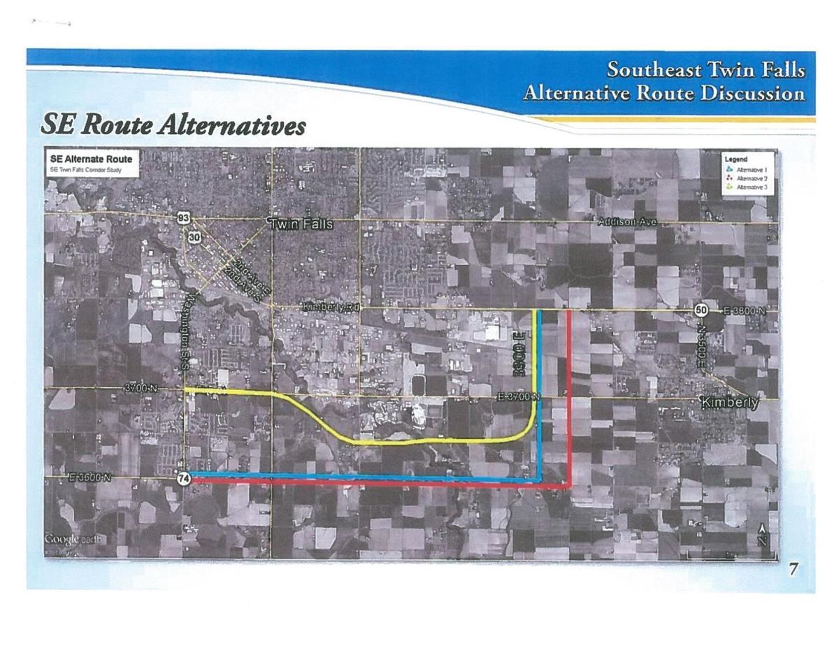 Alternative Route Study