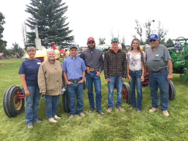 Magic Valley Antique Tractor Association awards scholarships
