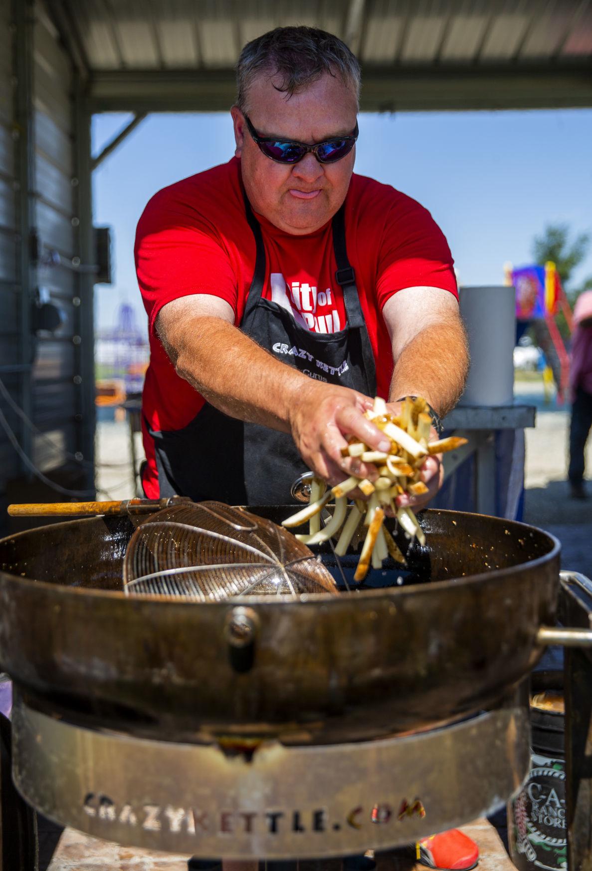 Paul Palooza feeds community