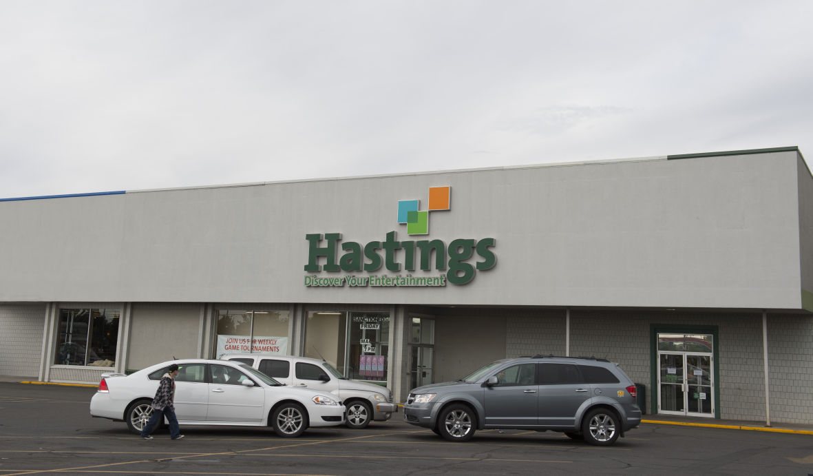 goodwill store to open in old twin falls hastings building southern idaho local news. Black Bedroom Furniture Sets. Home Design Ideas