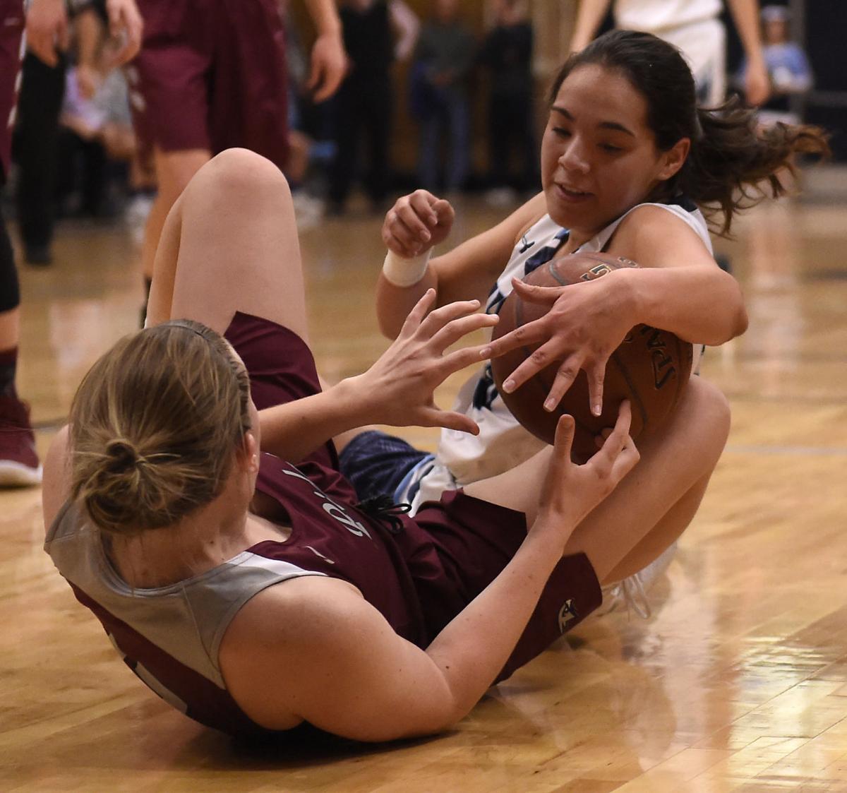 Girls Basketball - Canyon Ridge Vs. Twin Falls