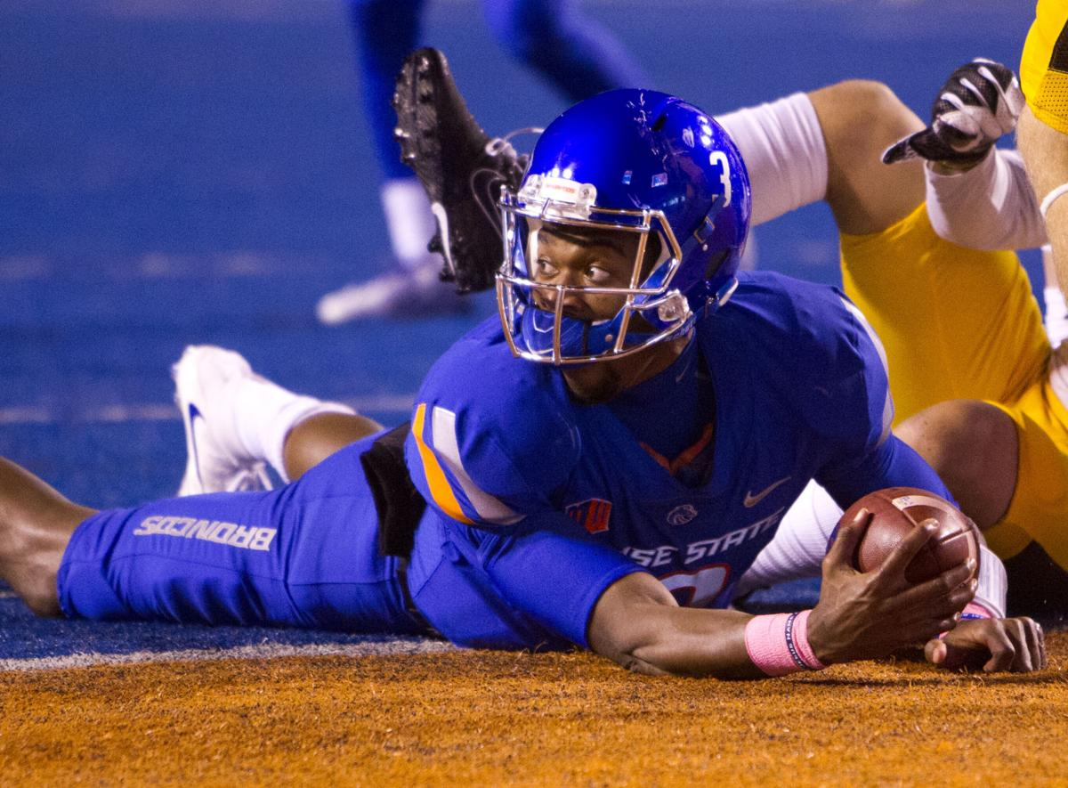 Boise vs. Wyoming football