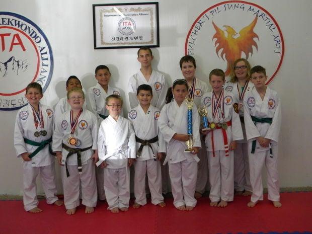 pil sung martial arts medals awarded southern idaho community news rh magicvalley com