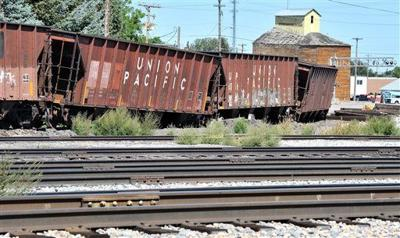 Union Pacific Train Derails in Southeast Idaho | Southern