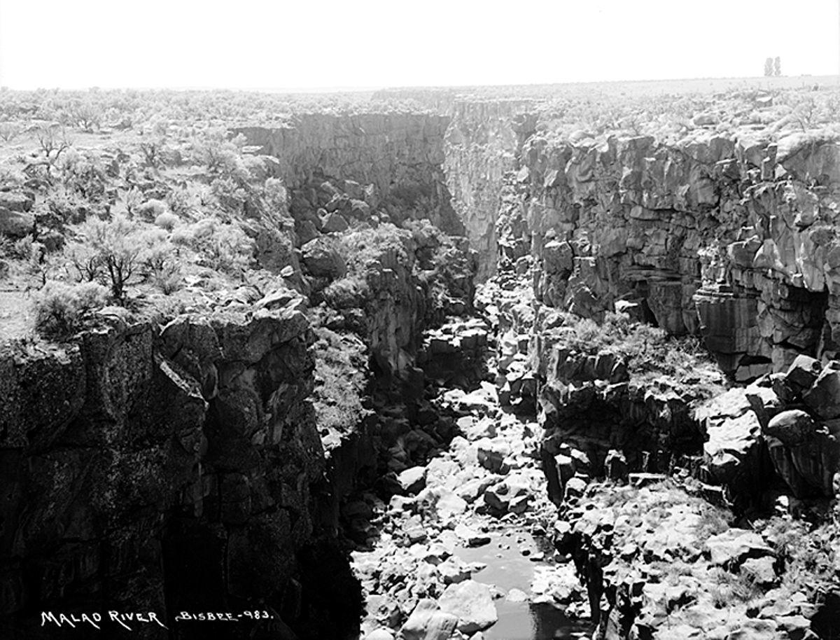 Malad River Gorge