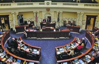 Idaho Statehouse, for web
