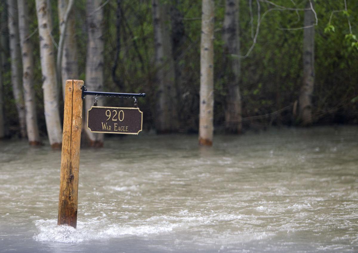Hailey flooding