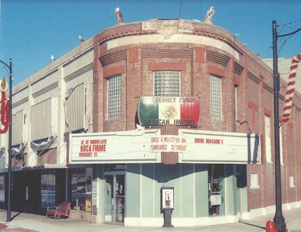 Exterior prior to renovation