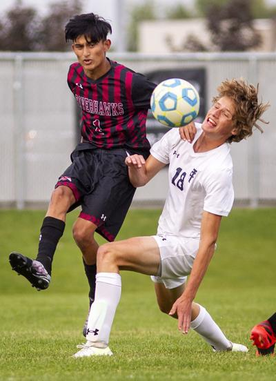 Canyon Ridge competes with Twin Falls