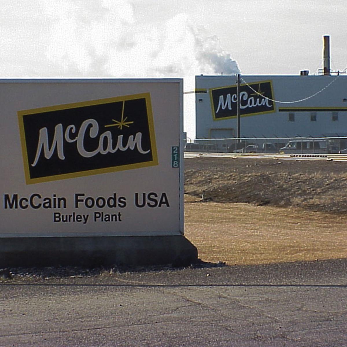 UPDATE: McCain Foods plans $200 million, 180 job expansion