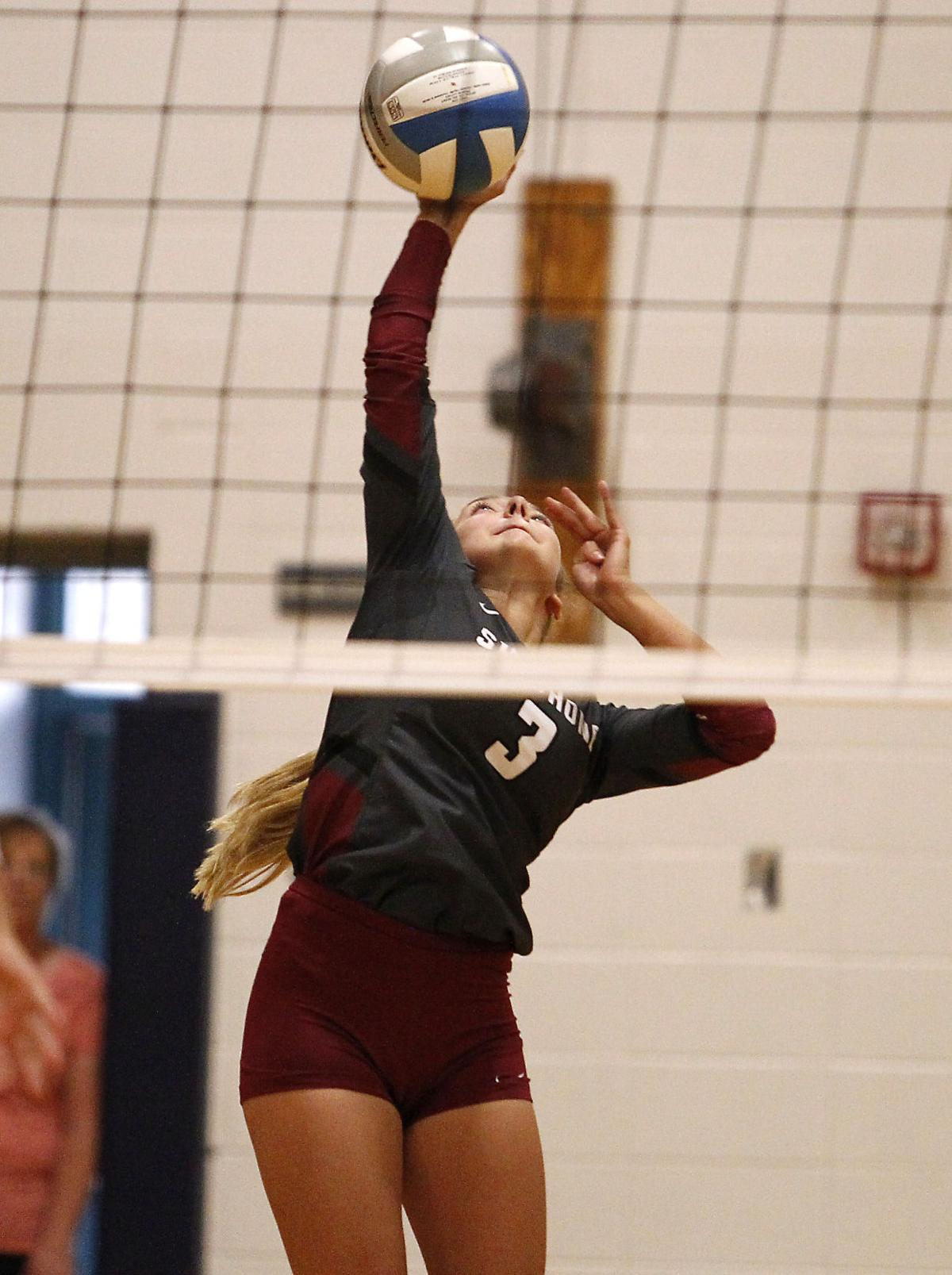 Volleyball - Shoshone Vs. Wendell