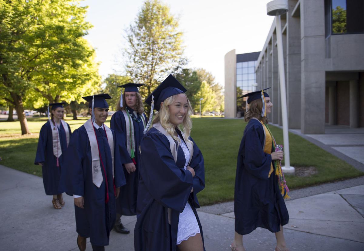 Twin Falls Graduation
