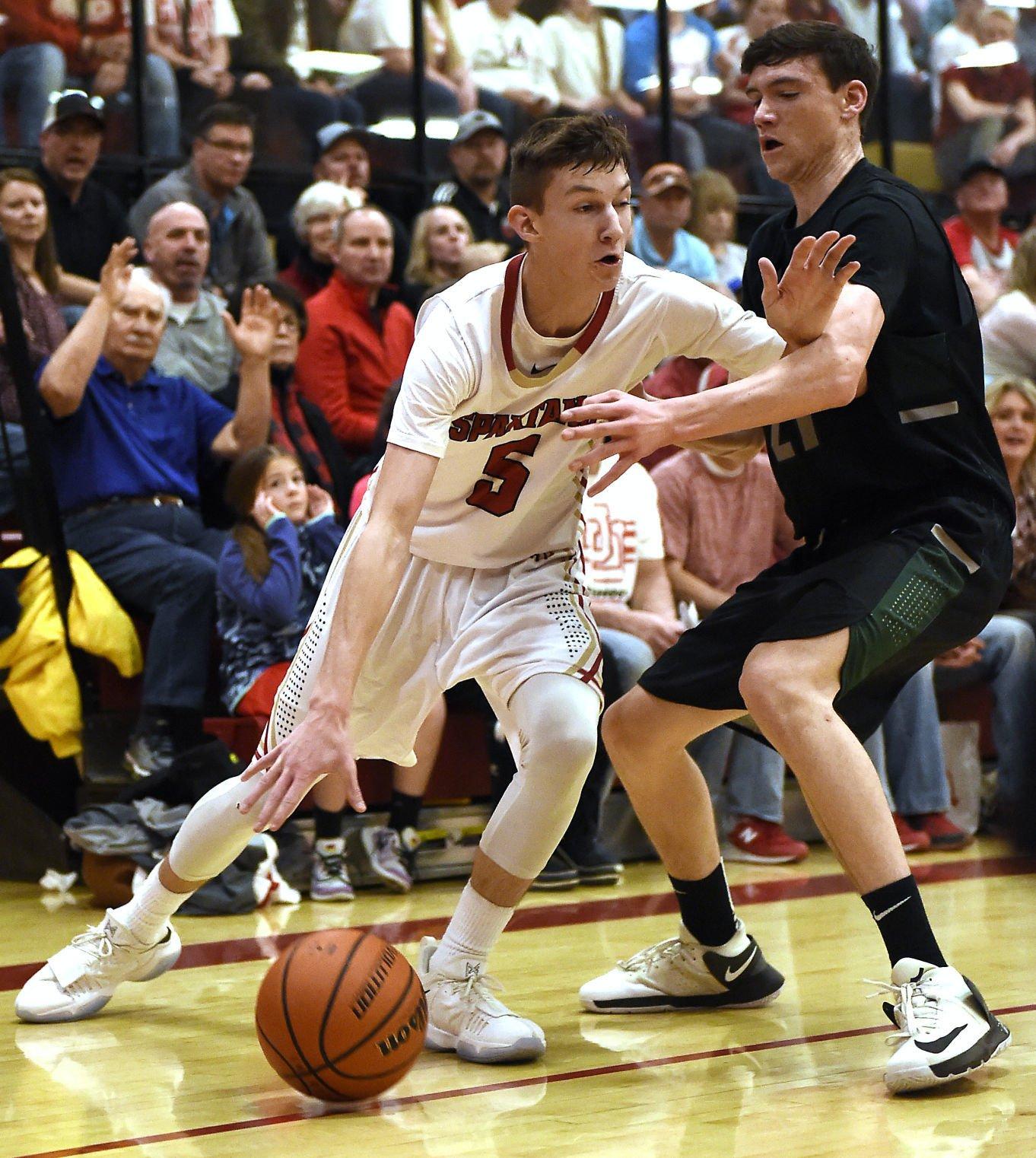 2018-2019 Week 1 Idaho high school boys basketball media poll
