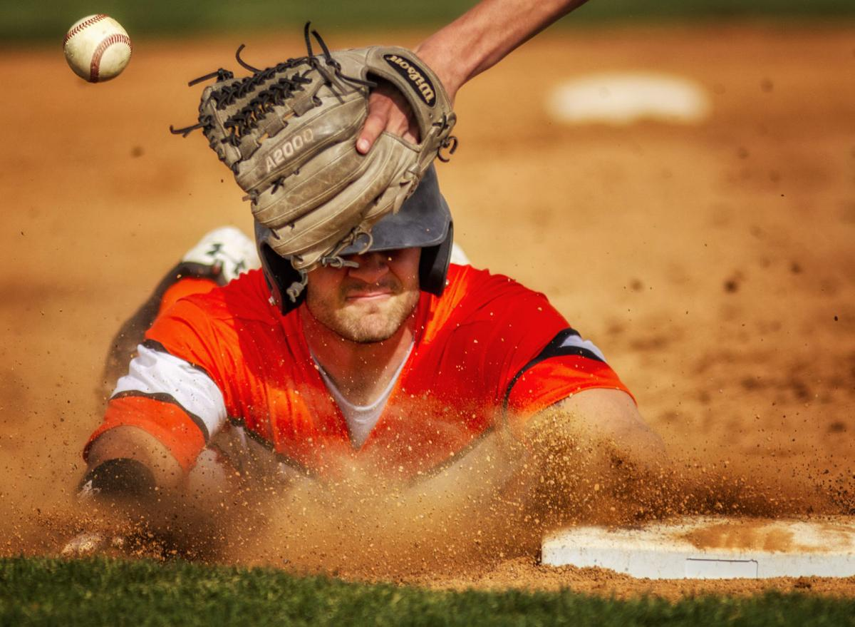 Canyon Ridge vs Jerome Baseball
