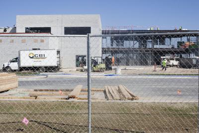 Rock Creek Elementary Construction