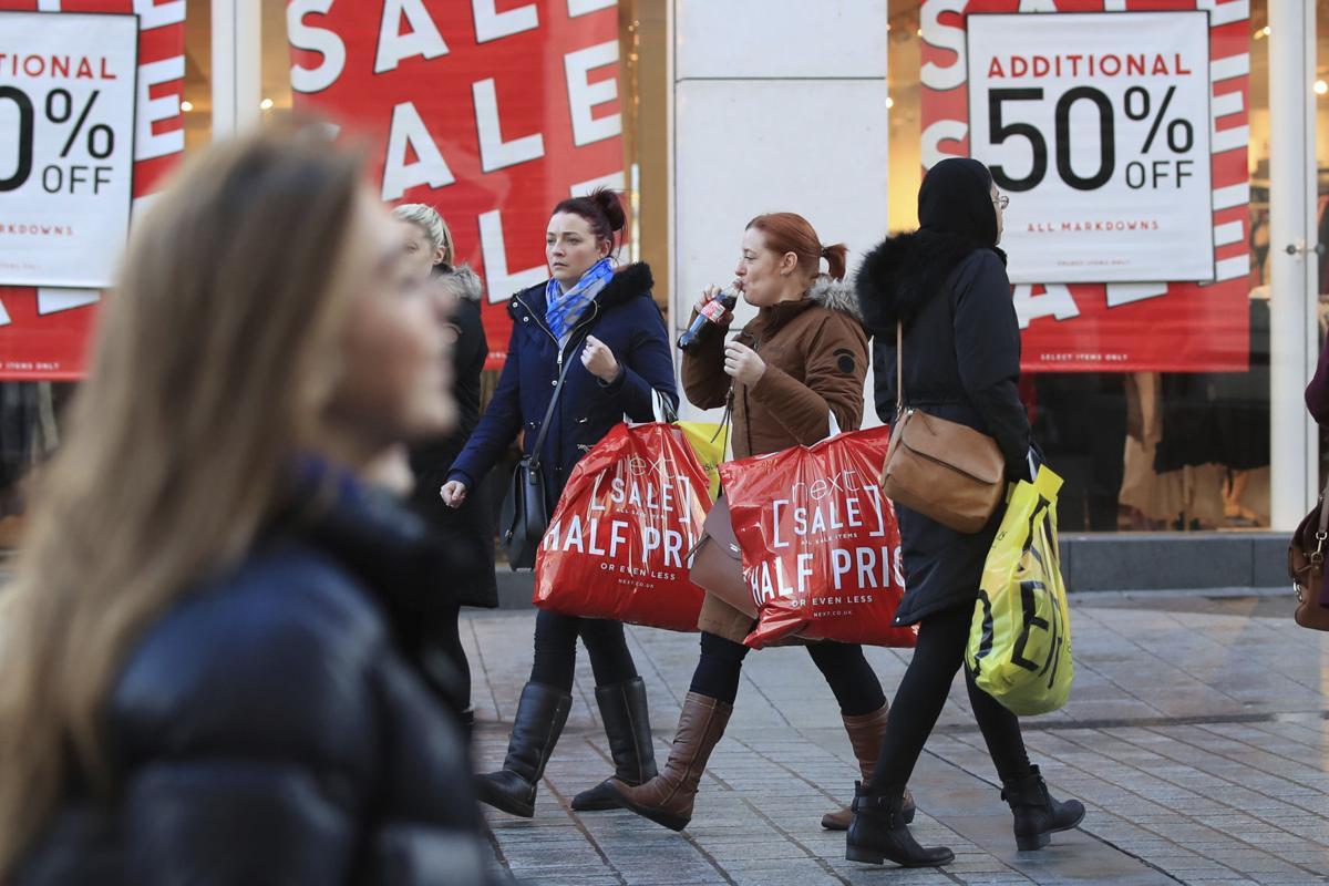 Britain Sales