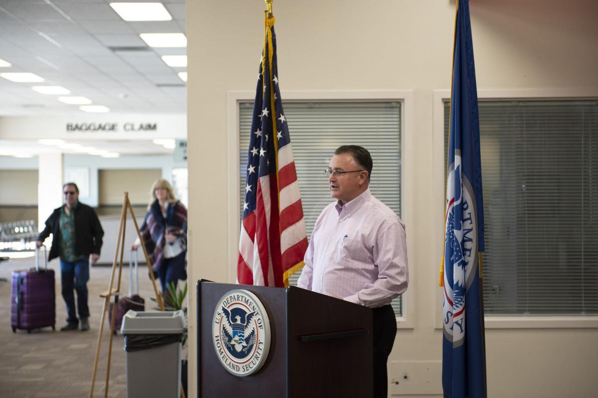 TSA touches on holiday travel