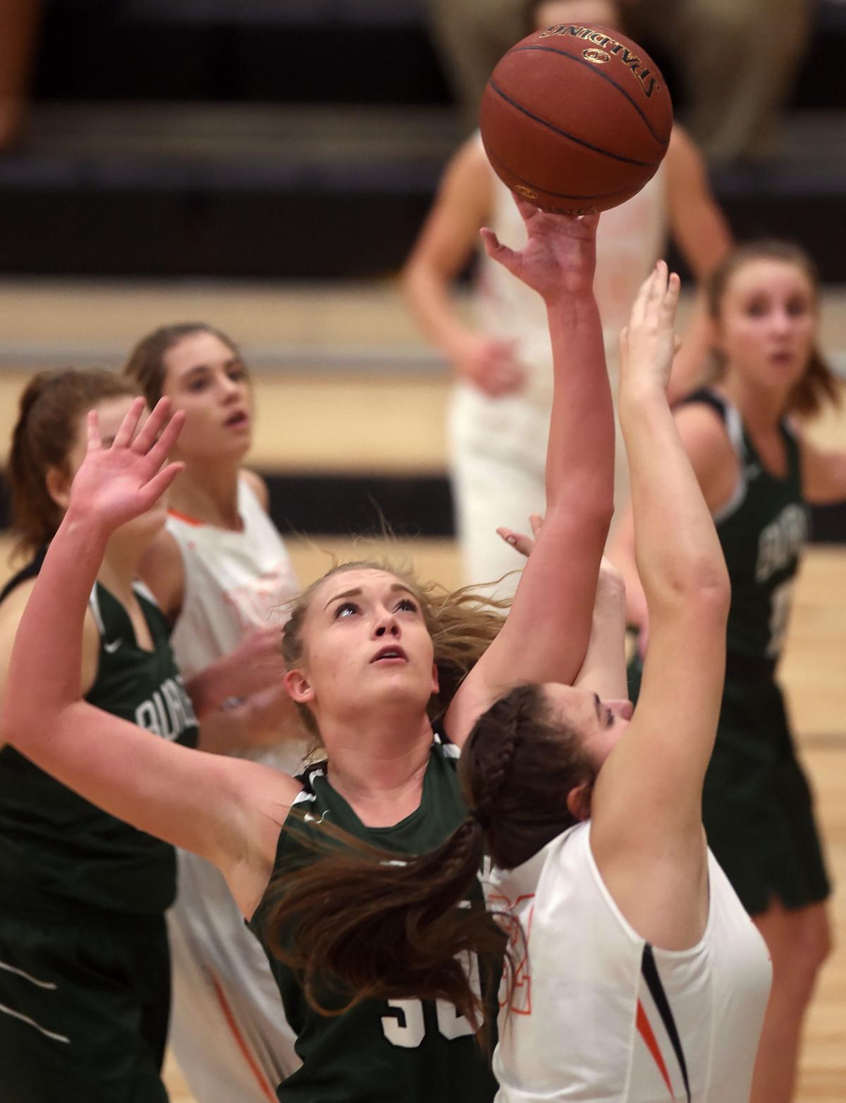 Girls Basketball - Burley Vs. Jerome
