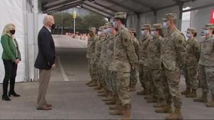 On Texas visit, Biden warns Iran 'to be careful'