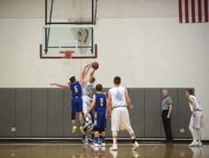 PHOTOS: Boys Basketball - Carey Vs. Dietrich