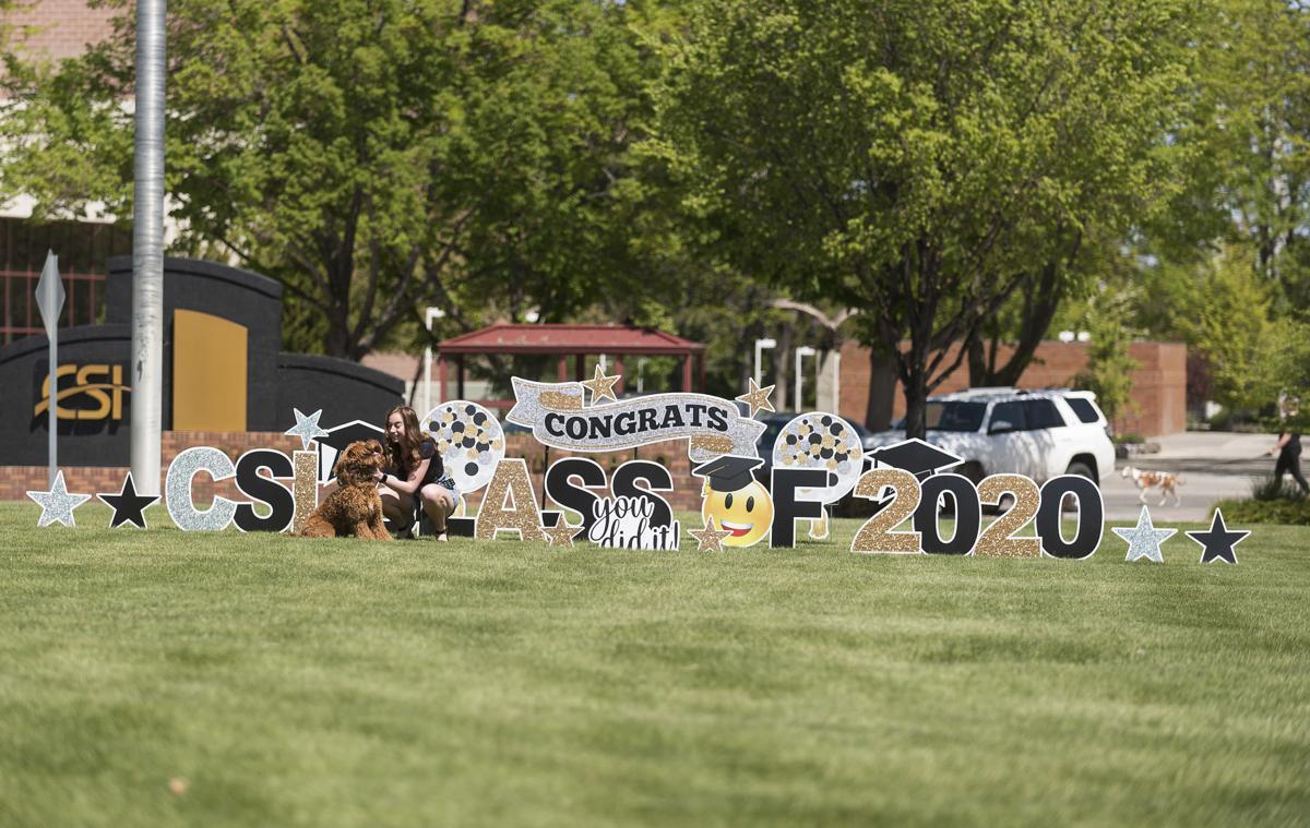 CSI graduation goes virtual