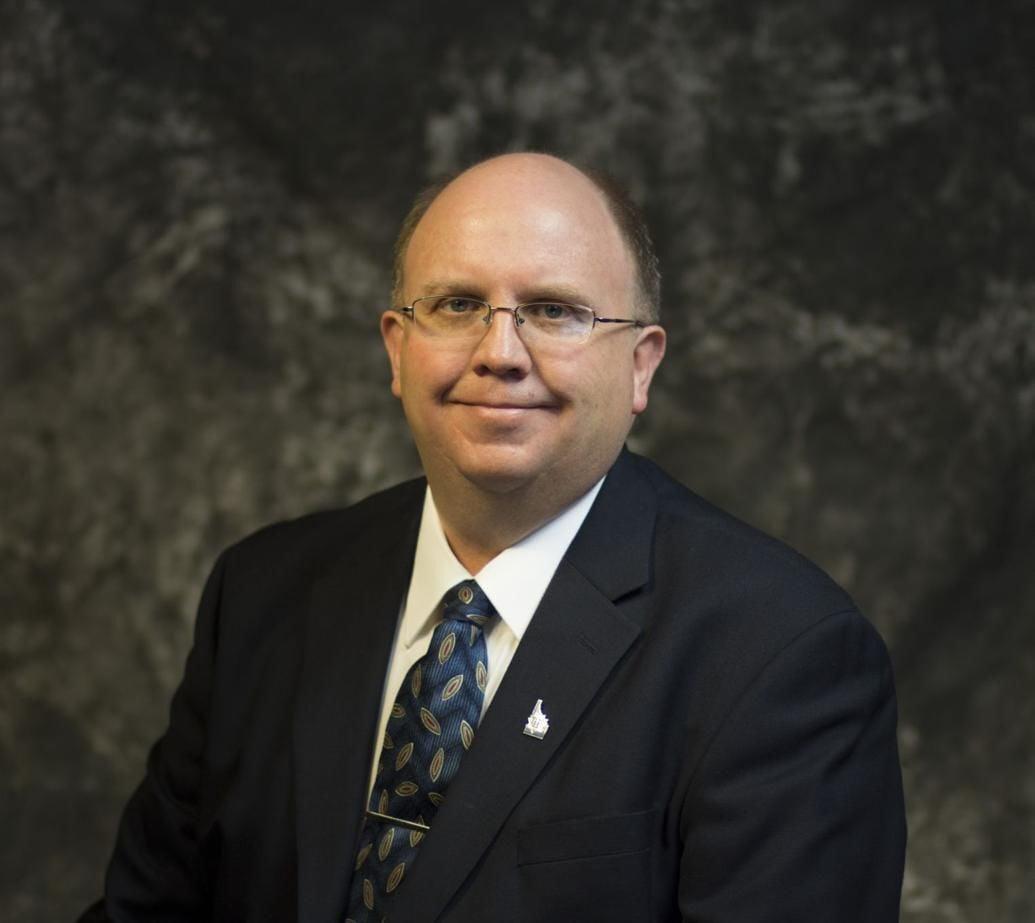 Minidoka County Sheriff Eric Snarr