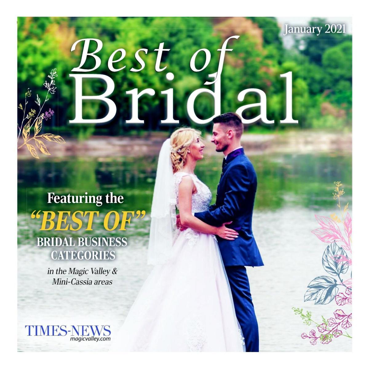 2021 Best Of Bridal
