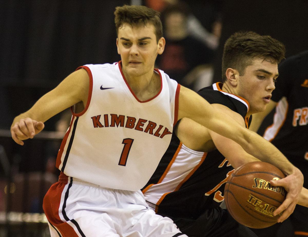 Kimberly vs. Fruitland State Championship