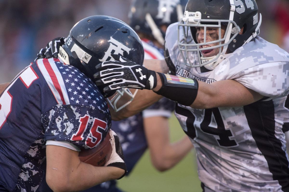 Football - The 9th Annual Service Bowl