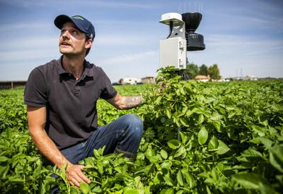 CropLogic brings technology to farming