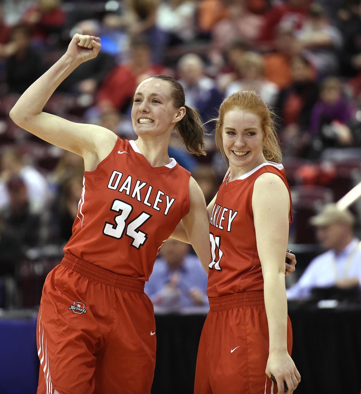 Girls Basketball - Prairie Vs. Oakley