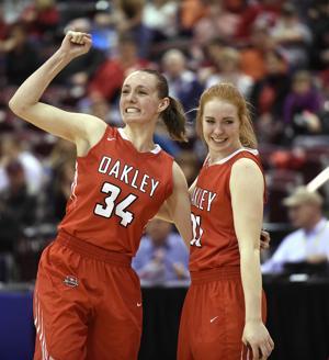 PHOTOS: Girls Basketball - Prairie Vs. Oakley