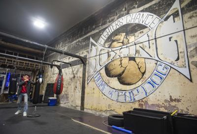 Fighters Chance Boxing Gym