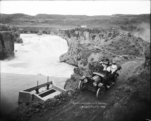 Twin Falls Car Dealerships >> Hidden History Lind Automobile Company First Car