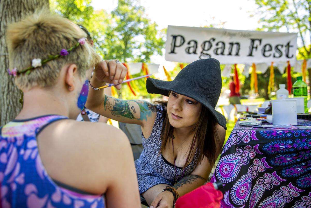 Twin Falls Pagan Fest welcomes summer | Southern Idaho
