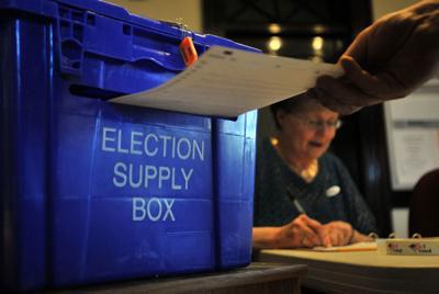 Ballot Box, election, vote
