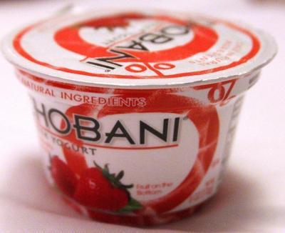 Chobani Label