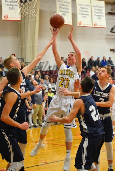 Boys basketball: Carey vs. Lighthouse Christian