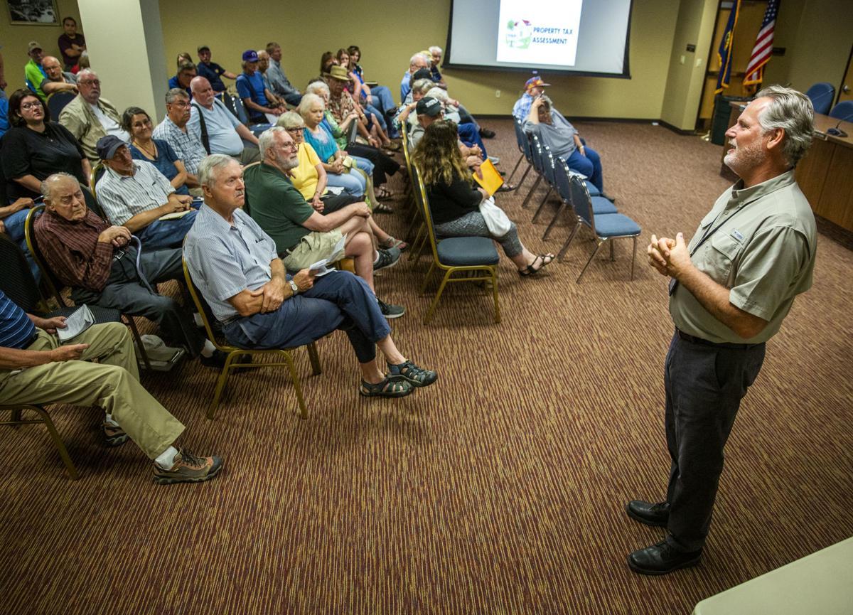 Community attends county assessor Q&A