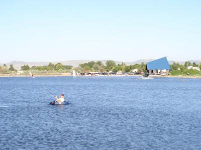 Jensen Grove Pond