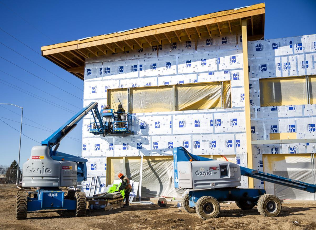 Twin Falls construction
