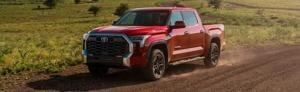Redesigned 2022 Toyota Tundra Brings Better Performance, Hybrid Power.