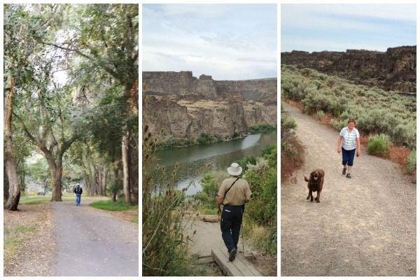 7 Great Urban Trails in Twin Falls
