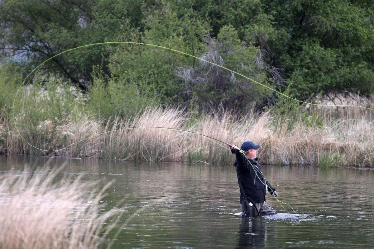 State gets access to popular stretch of 39 special 39 fishing for Silver creek idaho fishing