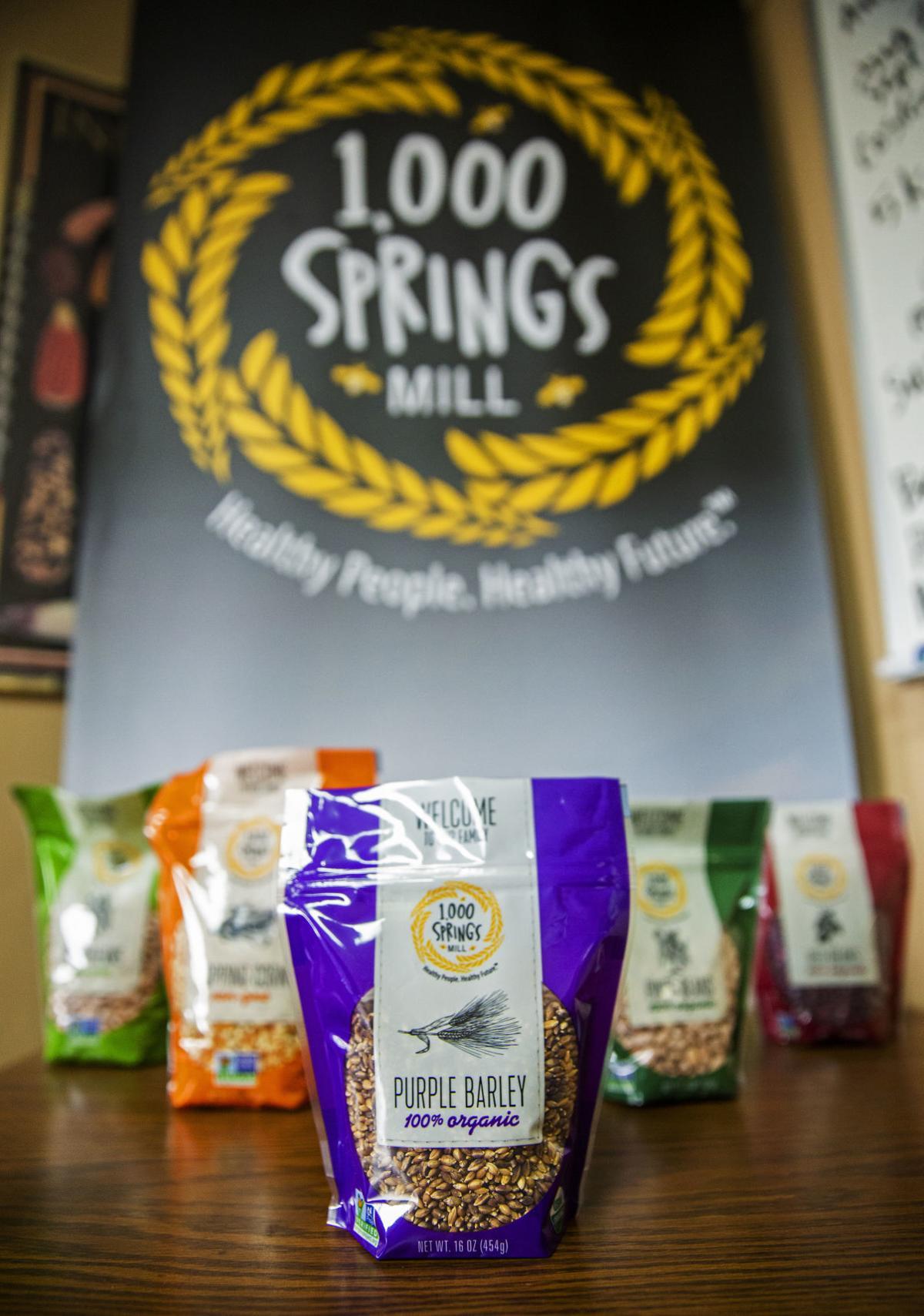 1,000 Springs Mill